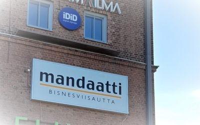 Mandaatti avaa tilitoimiston Turkuun