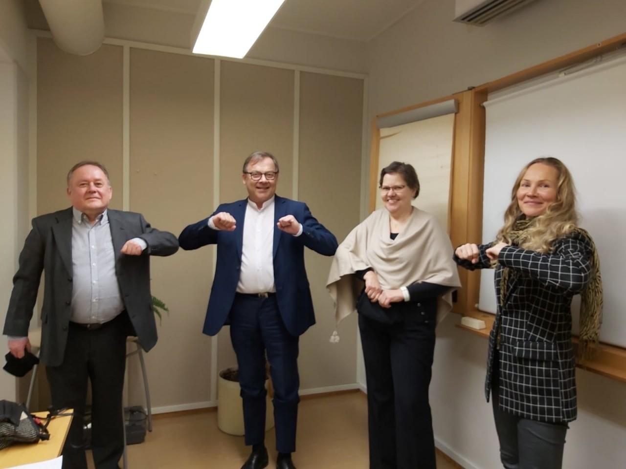 Helsinki-Mandaatti